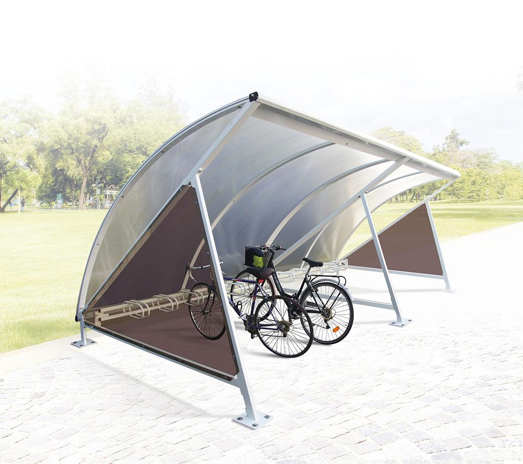 Abris cycles dome