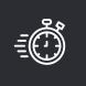 pictogramme d'un chronomètre