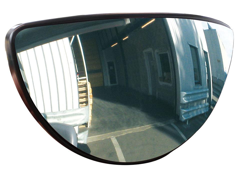 Miroir chariot élévateur